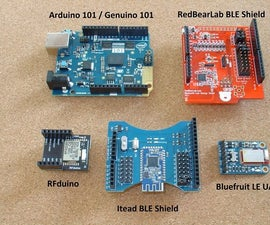 Custom BLE – No Programming Required