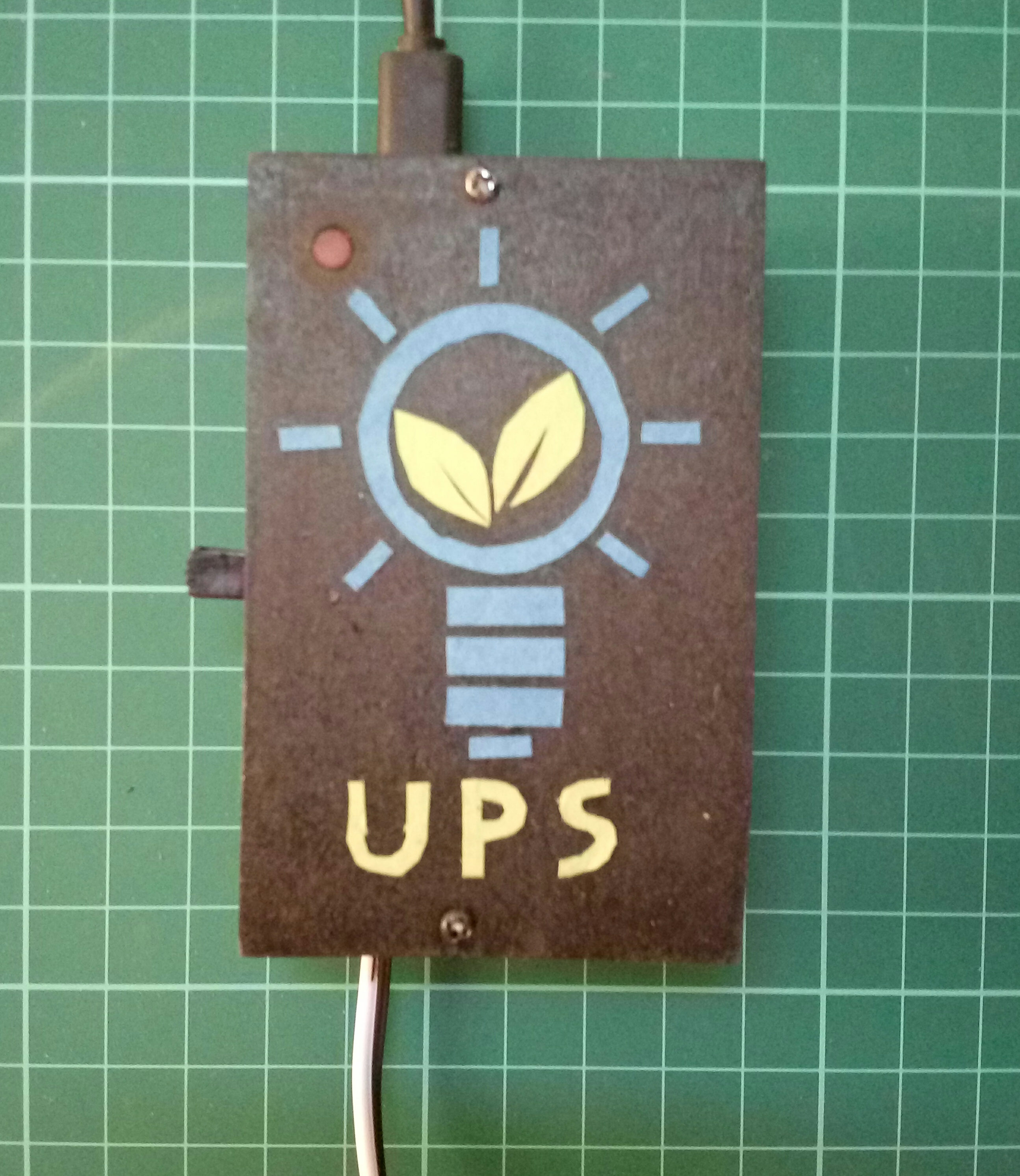 Picture of Ups for Routers