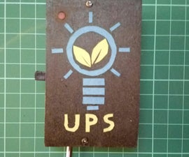 Ups for Routers