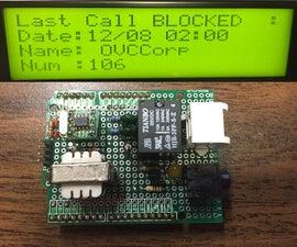 Call Blocker / Telemarketer Stopper