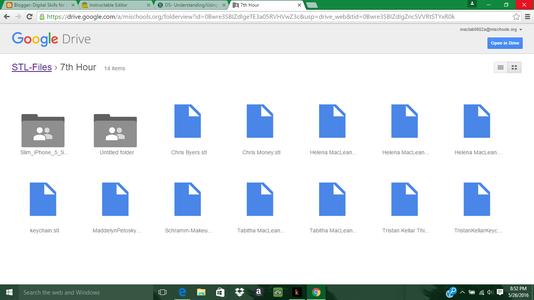 Upload Stl File