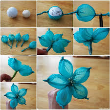 Picture of                                                 TISSUE PAPER ART