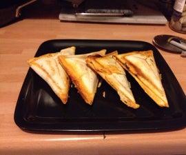 Taco Toasties