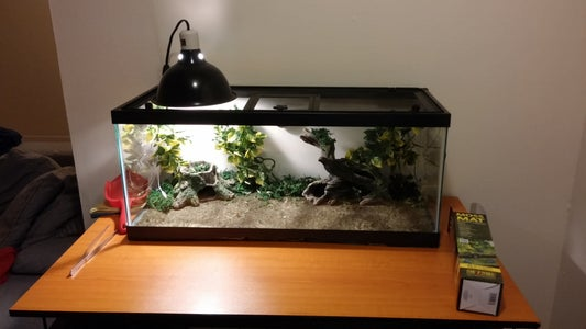 Enjoy Your Animals New Home!