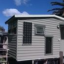 Tiny house studio on Wheels... Tasmania Australia. OUTDOOR STRUCTURES CONTEST ENTRANT.