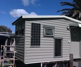 Tiny Studio on Wheels... Tasmania Australia. OUTDOOR STRUCTURES CONTEST ENTRANT.
