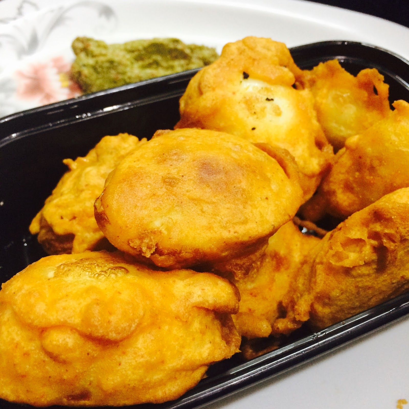 Picture of Tasty Egg Bonda