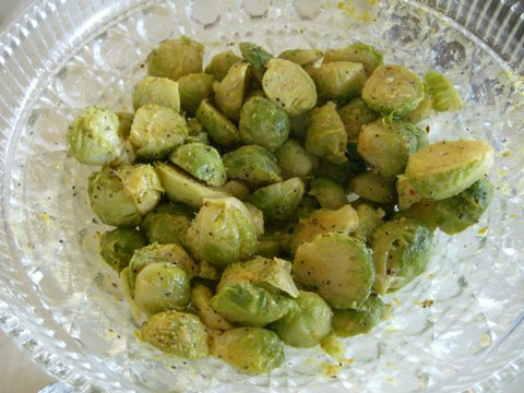 Picture of Tasty Brussels Sprouts