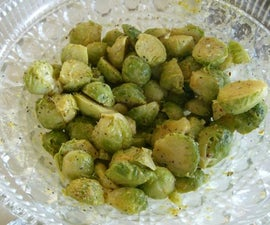 Tasty Brussels Sprouts