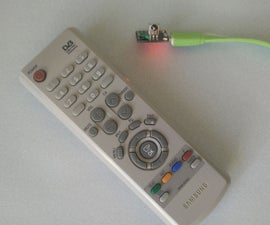 DIY USB IR Receiver