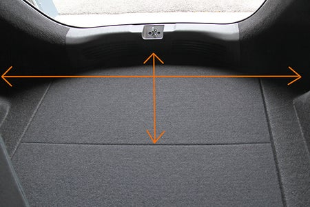 Measure the Back of Your Car