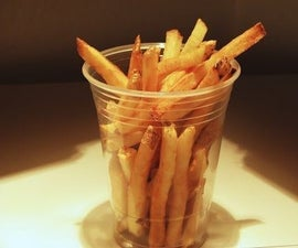 Perfect Restaurant Quality French Fries