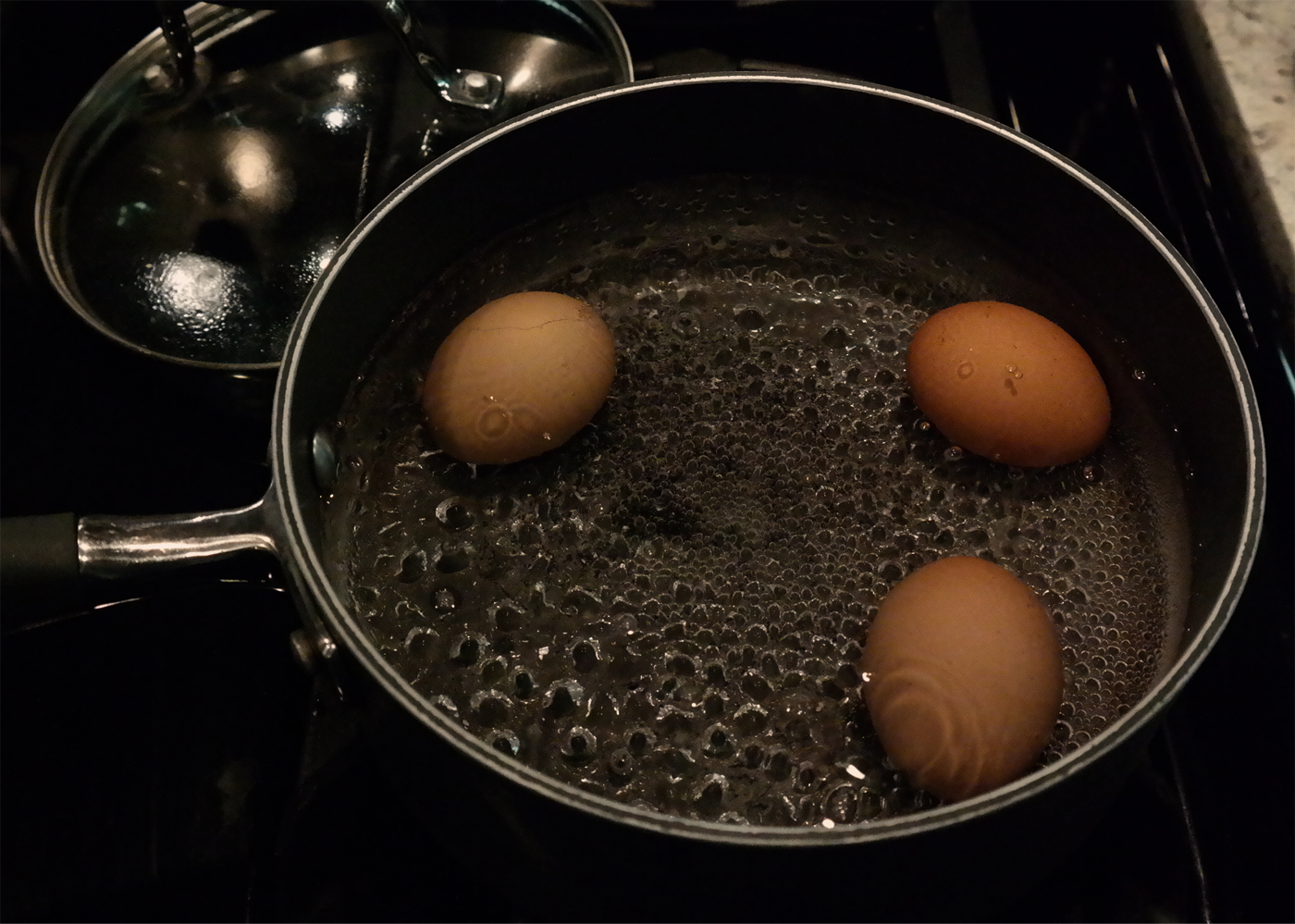 Picture of Making the Perfect Soft-boiled Eggs