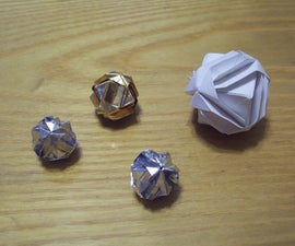 Decorative Origami Ball