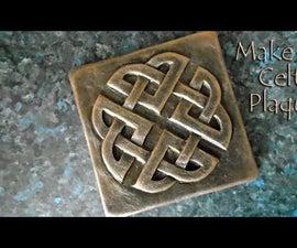 Make a Celtic Plaque