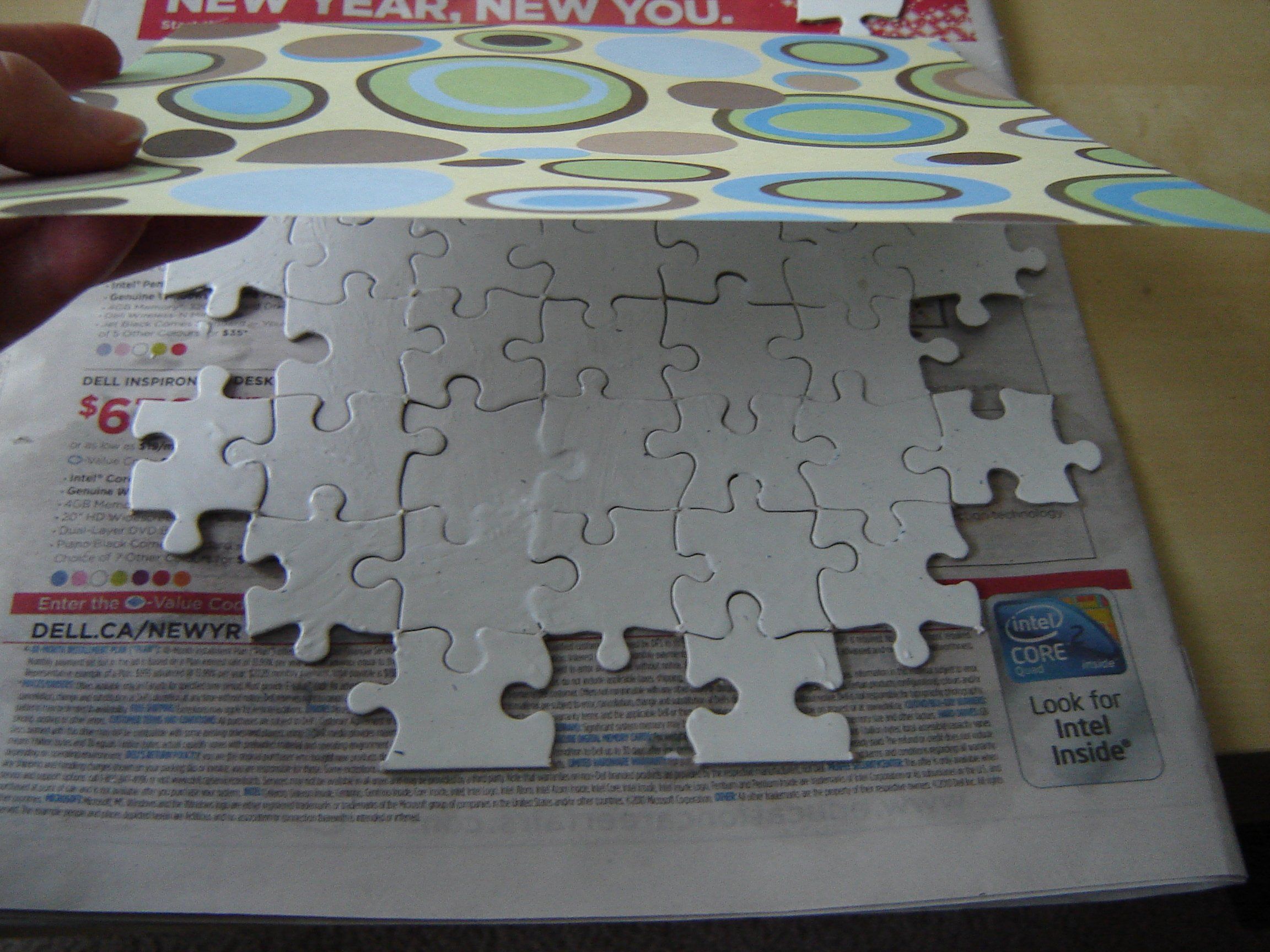 Picture of Puzzle Board
