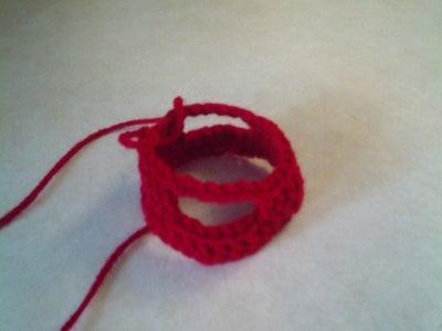 Step 4: Armhole Round
