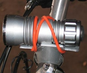 Headlight Clamp for Your Bike