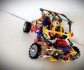 K'nex ATV (side-by-side)