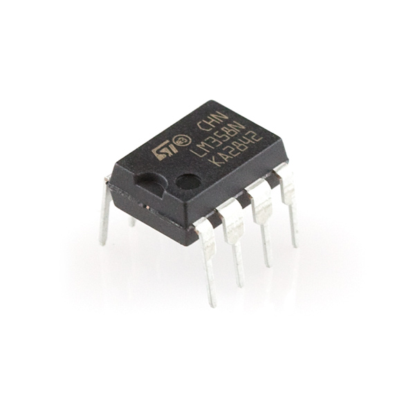 Picture of Amplificador Operacional LM358