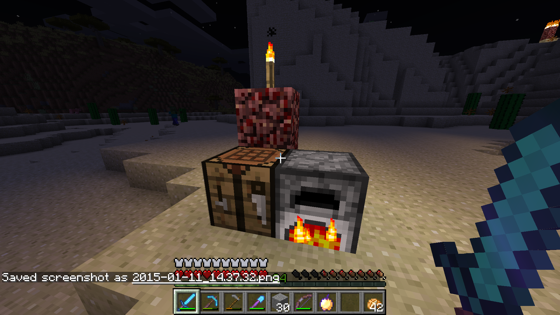 Picture of Furnace Time