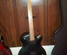 How to build an Electric Guitar.