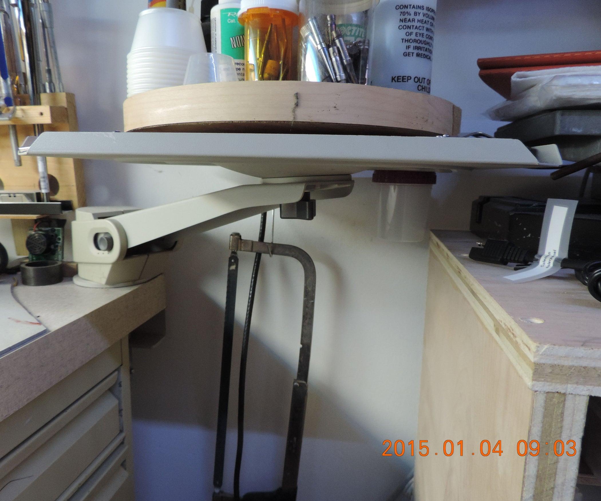 Work Bench Tool Holder