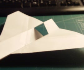 How To Make The Ghoul Paper Airplane