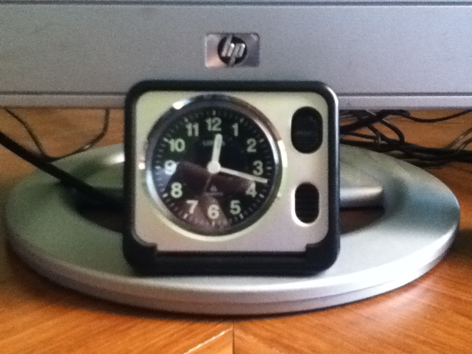 Picture of USB Clock