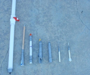 Air Cannon Projectiles