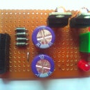 +5V and -5V Dual Regulated Power Supply