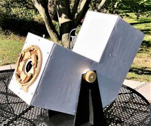 Building a Solar Projector