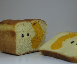 """Pac-Man & """"Tie Dye"""" Bread!"""