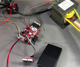 Building a Spot Welding Machine From a Microwave Oven Transformer
