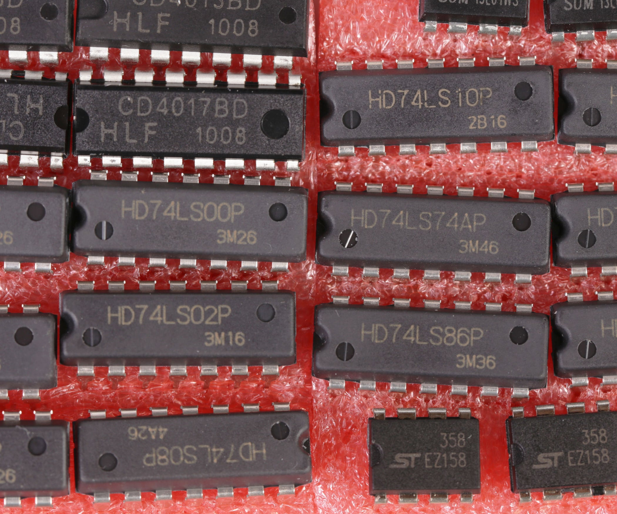 Integrated Circuits Circuit Schematic Symbols