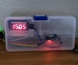 $5 Arduino Clock