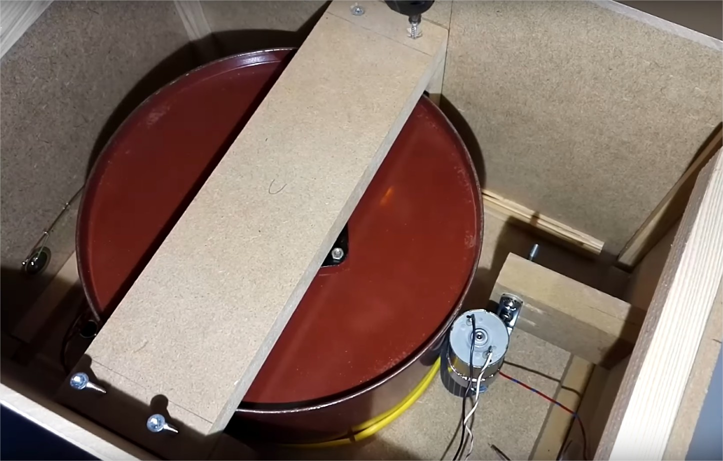 Picture of Drum Mounting