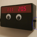Cheap Web-connected Thermostat