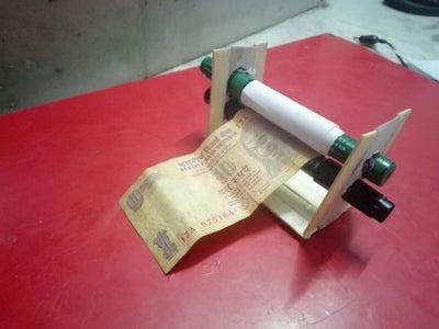 DIY MONEY PRINTER  (a Prank , of Course)