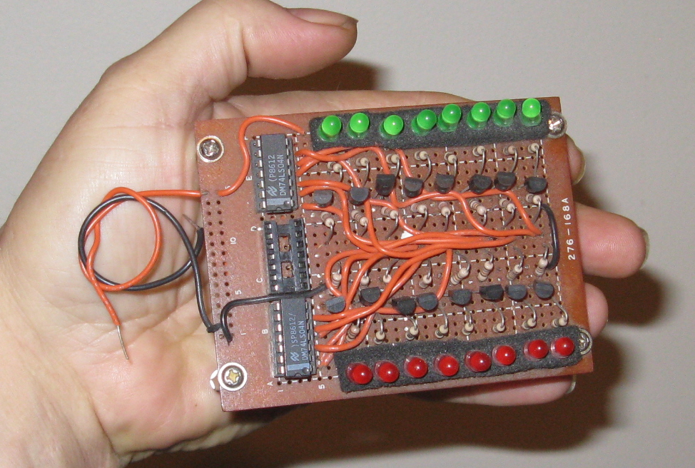 Picture of Pocket 256 Bit Logic Analyzer