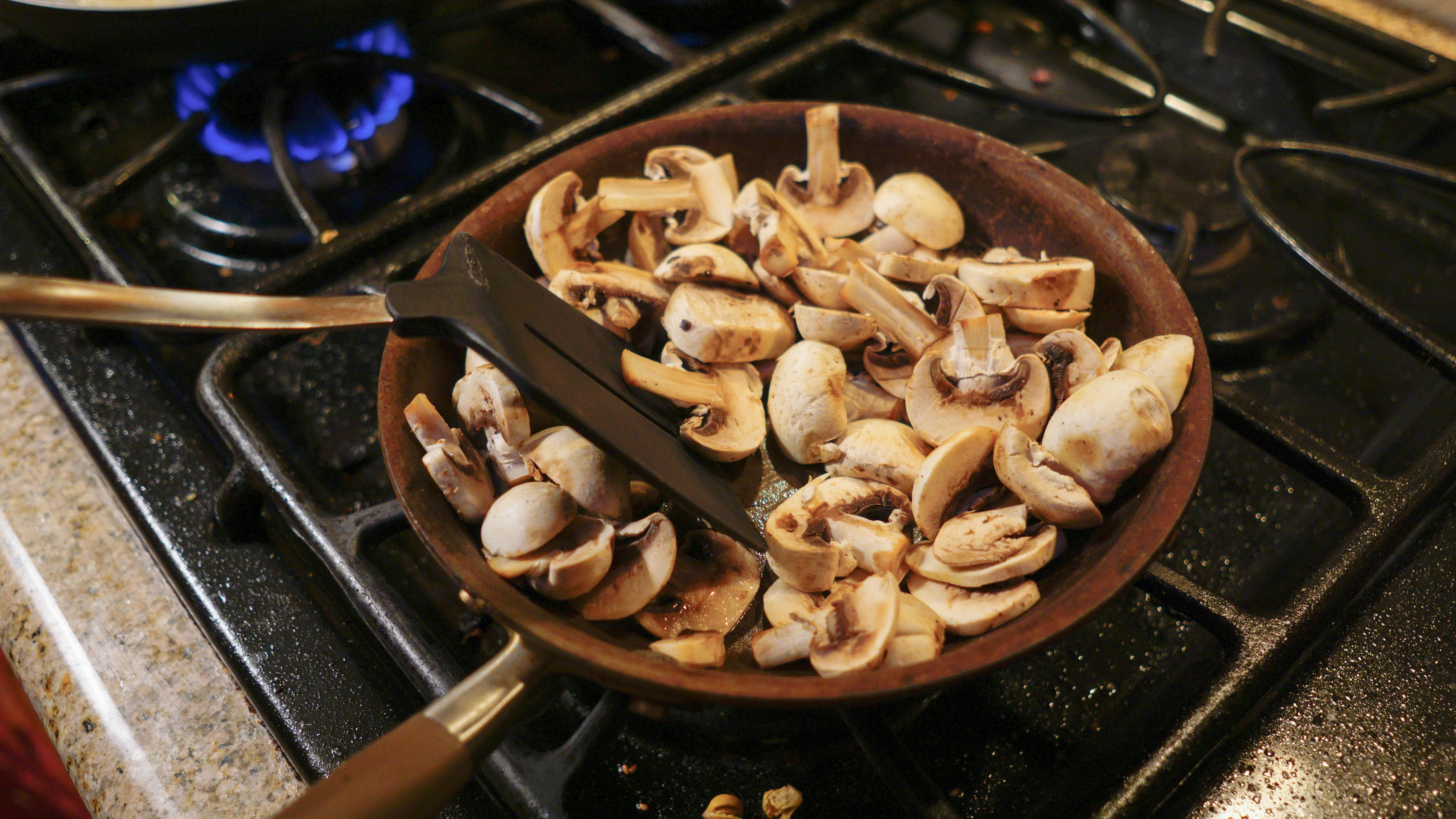 Picture of Cook Mushrooms