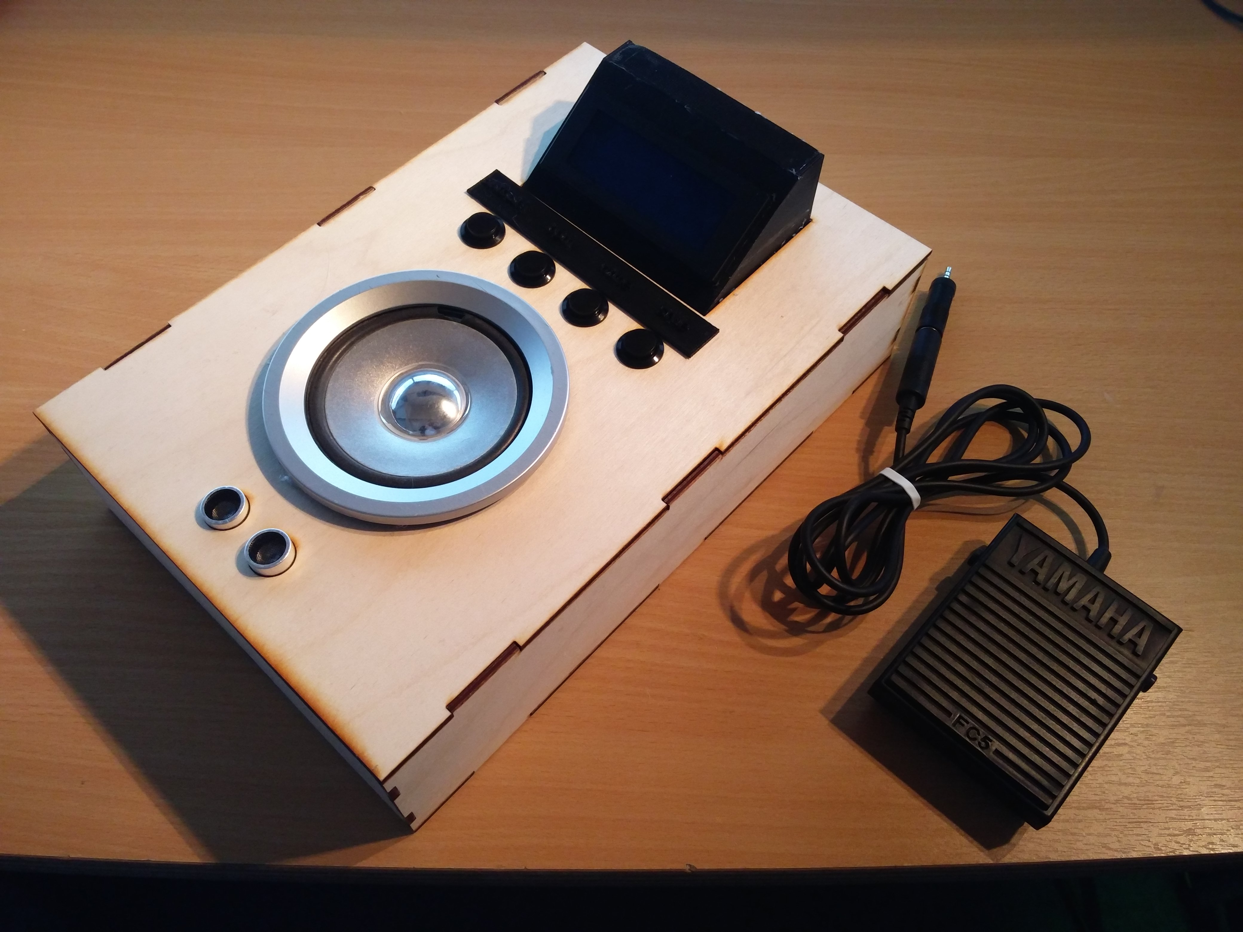 Picture of Ultrasonic Smart Instrument