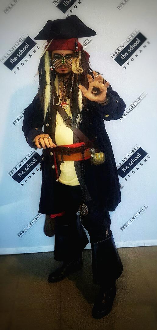 Picture of Captin Jack Sparrow