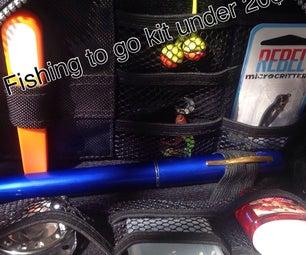 To Go Fishing Kit Under 20$