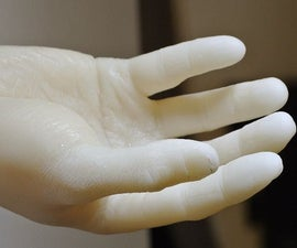 How to Lifecast a Hand With Alginate