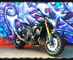 Motorcycle Custom Plates
