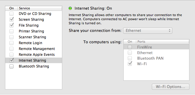Picture of Check WiFi Settings