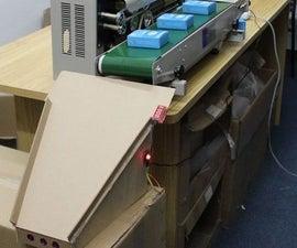 Arduino Goods Counter