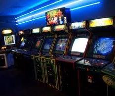 raspberrie pi arcade mechine.