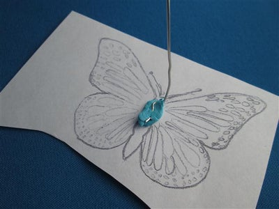 Wire Forming and Butterfly Mounting (TOP MOUNT)